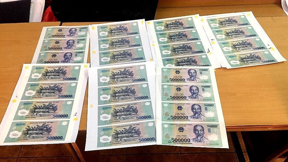 Công an TP Hồ Chí Minh triệt phá đường dây sản xuất tiền giả